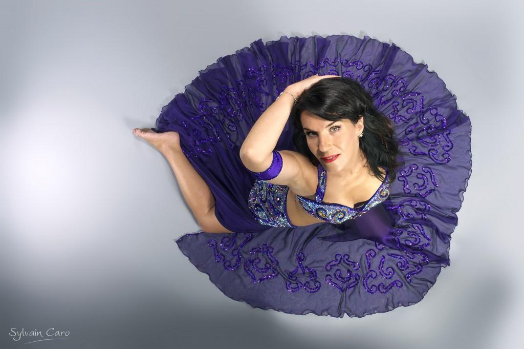 photo prof danse orientale angélique