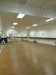 Studio 2 école H25 Arts de la danse