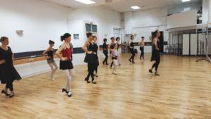 Image du cours de danse de caractère H25
